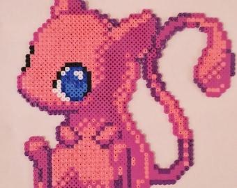 MEW Pixel Art beading beads
