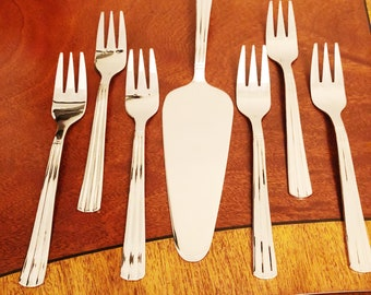 Newbridge Pastry Forks & Cake/Pie Server