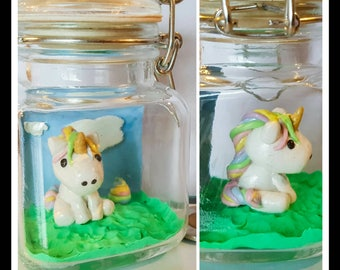 Critters in Their Own Jar Environments
