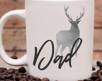Custom Dads Mug, Custom Fathers Day Mug, Fathers Day Gift, Dads Gift, Dads Mug, Best Father Mug, Gift for Dad, Dads Birthday Mug Fathers Mug