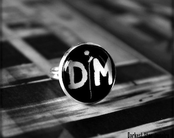 Depeche Mode Ring Violator DM