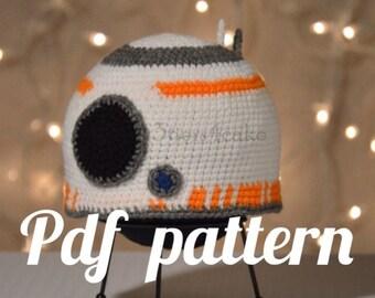 BB8 Hat Crochet Pattern