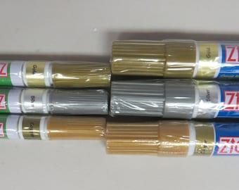 6 paint pens (fine & medium tips)
