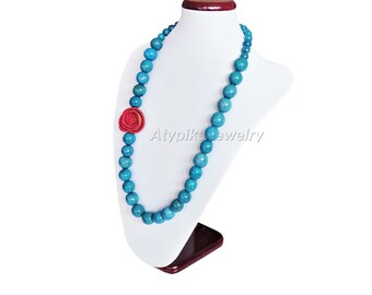 Bomboná Flower necklace - Choice of color