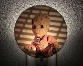 night light - Baby Groot Guardians of the Galaxy