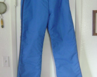Vintage Skitique Zip-on snow pants