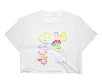 Some Kind of Love - Women's Crop Top