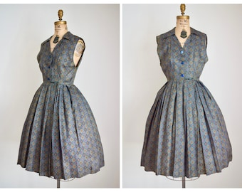 R&K originals dress | vintage 50s dress