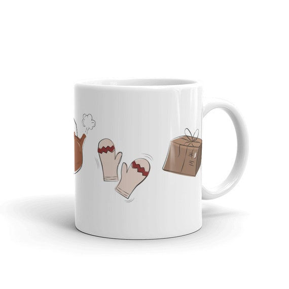 My Favorite Things Mug