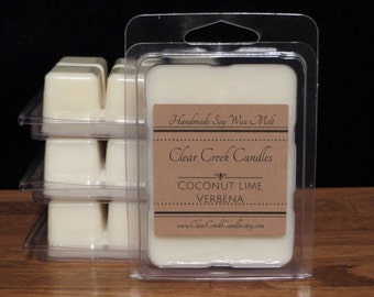 Three.. Hand Poured.. Soy Wax Melts...  Highly fragrant..set of three.. 3 oz. packages. Your choice of scents!