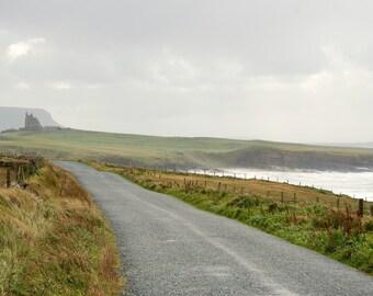Classiebawn Castle - Mullaghmore - County Sligo - Republic of Ireland - Ireland - Photo - Print