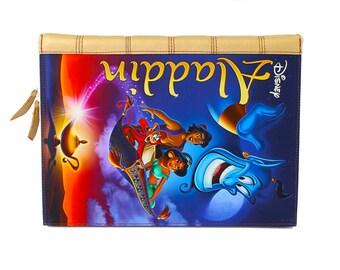 Aladdin case Disney Kindle Paperwhite Cover, Kindle Cover Hardcover, Kindle Case, Kobo, Kindle Voyage, Kindle Fire HD 6 7, Nook GlowLight