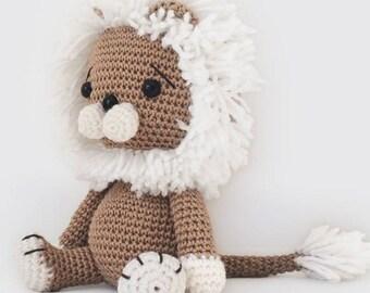 Crochet Amigurumi Lion Patterns : Amigurumi crochet fox pattern lisa the fox softie plush