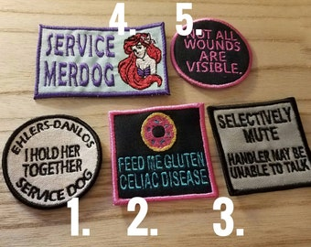 Premade Patches