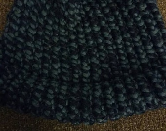 Navy and light blue  hat