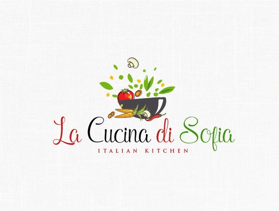 cuisine logo logo restaurant l gumes logo alimentaire logo. Black Bedroom Furniture Sets. Home Design Ideas