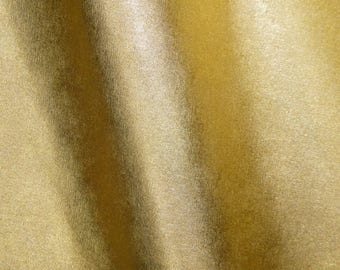 """Leather 12""""x12"""" SAFFIANO GOLD Metallic Weave Embossed Cowhide 2.5-3oz/ 1-1.2mm PeggySueAlso™ E8201-05"""