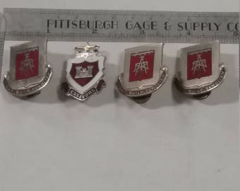 Army corps of engineers Pins lot