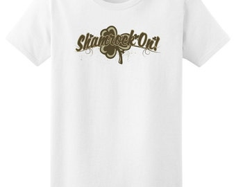 Shamrock On  Ladies T-Shirt 2000L-HS-171
