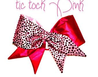Tick Tock Pink