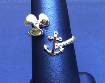 Propeller Anchor Bypass Ring