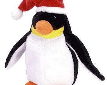 Vintage Beanie Baby: ZERO the Penguin- 1998 MINT Condition.