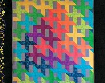 Shift by Alison Glass - Paper Printed Pattern