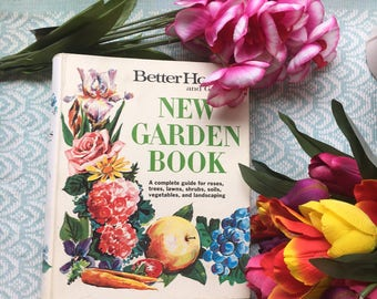 Vintage Garden Manual Better Homes and Garden