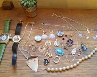 Upcycle Jewellery Lot