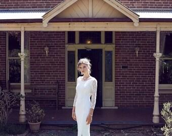 Bohemian wedding dresses - The Devonport