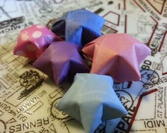 Bon Voyage Origami Wishing Stars