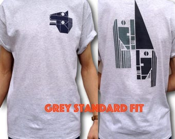 Geometric, Indie T Shirt, 90s Grunge T Shirt, Women's Grunge T-Shirt, Graphic Tee, Men's Tumblr Tee, Men's Alternative Clothing, Sloclo, Top