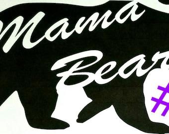 MAMA Bear T-Shirt B