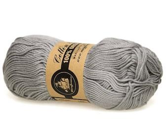18 Gray Mayflower Organic Cotton 8/4 50g