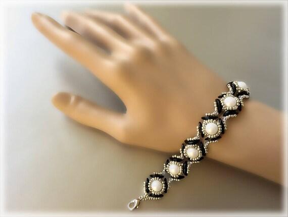 StylishWild bracelet beading TUTORIAL