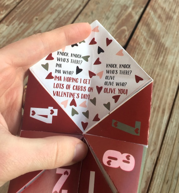 Instant download diy kids valentine day cards knock knock like this item solutioingenieria Gallery