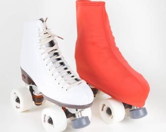 Skate Boot Cover Orange