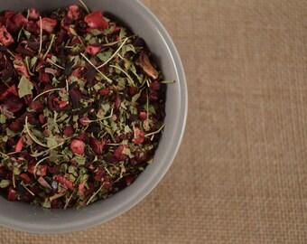 Hibiscus Berry Herbal Tea