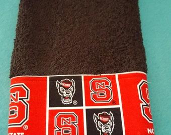 NC State Hand Towel