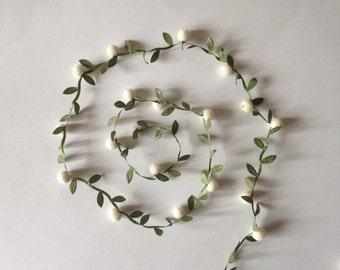 Handmade garland