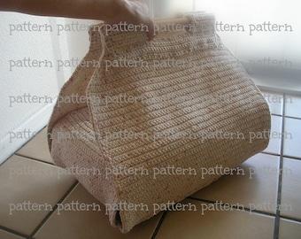 PATTERN Double Casserole Carrier Crochet PATTERN