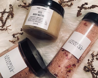 Mother's Day Body Care Set ROSE