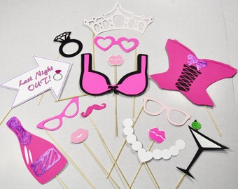 Bachelorette party props