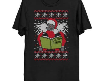Men's T-shirts Ugly Sweater