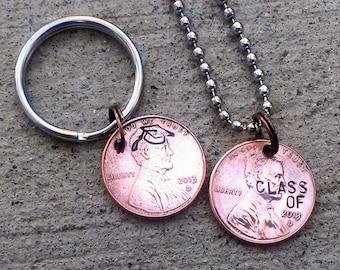 Graduation Penny - Class of 2018 Gift - Gift for Graduate