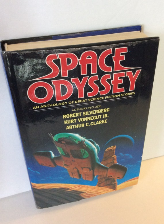 Clearance make an offer Space Odyssey book 1987, and anthology of great science fiction stories