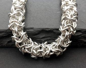 Turkish Roundmail Chainmail Bracelet