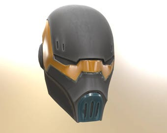 Asajj Ventress Bounty Hunter Helmet ( 3D Print File )