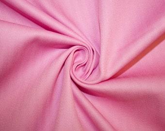 Pink Stretch Twill #10 Swatch
