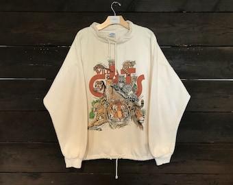 Vintage 90s Wild Cats Sweatshirt